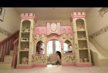Baby Girl Bedding / by Pink Taffy Designs