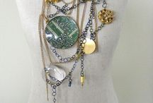 my works / jewellery