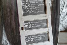 Fun Doors etc craft