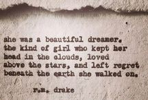 r.m drake / Wonderful quotes