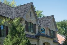 Inspire Slate Roofs / When you want the look of natural slate, but not the weight. Inspire Roofing Products synthetic slate is low maintenance with maximum durability.