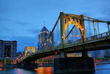 Home Sweet Home (I LOVE PGH) / by Stacie Renee