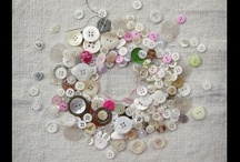 Button Crafts / A fun collection of projects using buttons. / by Barbara Miller