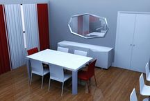 3D Interior Services / We offer custom 3d drawing of your floor plan with accurate surfaces, colors, all the furniture of your choosing and even accessories and art suggestions. Our photo-realistic rendering will help you make a comfortable decision about your furniture purchase.