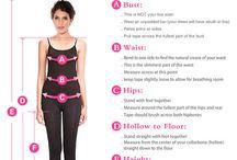 Fashion Lifehacks: Your Measurements