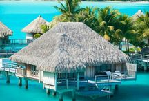 Dream destinations / Amazing locations that I dream to travel to.