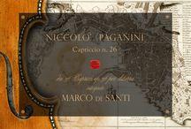 GUITAR MUSIC / Interpretazioni di composizioni per Chitarra classica.