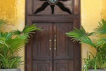 Doorways to heaven / Beautiful doorways