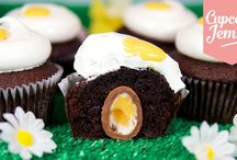 Easter Baking / Easter Cakes / by Jan Baxter