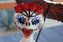 Día de Muertos 2015 figurines