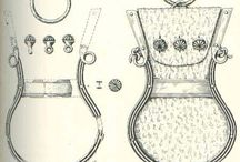 Viking age - Purses and bags
