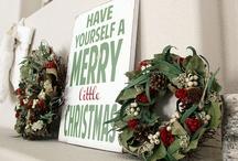 Christmas / by Amy Thomas