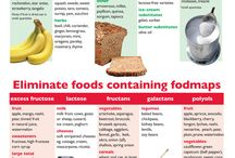 IBS and FODMAP / IBS food and suggestions / by Trisha Johnston