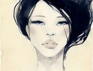 illustration / by Andressa Dallazen