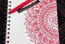 Mandala art inspiration