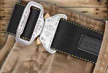 """DYSTROY """"MASTER BELTS"""" .... HEAVY DUTY!! / Rigger's Belt made by DYSTROY - tough belts for tough guys!  A Rigger's Belt from our workshop is much more than a belt - it's the perfect companion for your lifestyle."""
