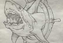 Shark tats