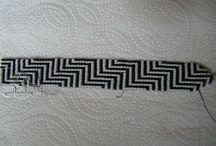 Bracelet a tisser