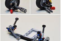 Lego Suspension