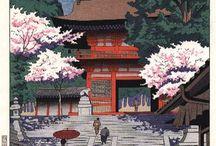 Oriental Art / by Alina White
