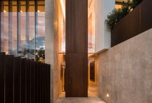Entryways / by Whipple Russell Architects Architects