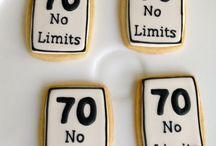 Mom's 70th Bday Party Ideas