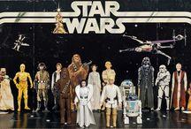 Star Wars Action Figures / Vintage Star Wars Action Figures (Kenner & Others)