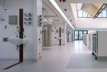 Intensive care units (ICU)