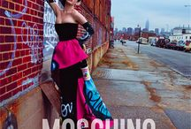 KATY PERRY FOR MOSCHINO / She is Fabulous!  Follow https://paginedimoda.wordpress.com