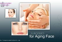 Surgeries for Aging Face