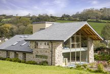 Self Build Projects / Inspiring self build projects incorporating stone.