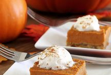 Pumpkin Pie Variations