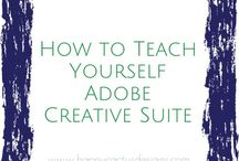 Learning Adobe