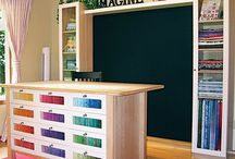Craft Rooms / by Mary Ann Smith