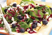 Berry Delicious Recipes / You're sure to have a tasty meal with these berry-filled Crisco®  recipes from blueberries, raspberries, strawberries and more!  / by Crisco
