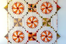 wagon wheels quilt