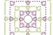 crochet - diagram