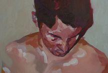 Pintura / painting / by Manuel P