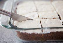 Grandmas zucchini cake