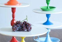 Cake stands / by Jane Abbott