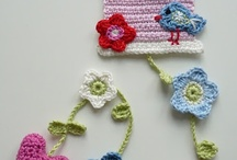# Crochet Flowers and Shapes / by Motley Crafter