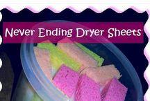 fabric softner sponges