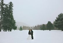 Winter Weddings at the Highlands Country Club / by Highlands Country Club