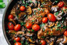 Drunken Marsala Chicken