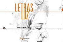 Diseño editorial; Letras Luz