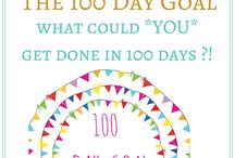 Best of the 100 Day Goal businesses / Lovely stuff from small businesses doing the 100 Day Goal with The Business Bakery