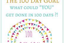 Best of the 100 Day Goal businesses / Lovely stuff from small businesses doing the 100 Day Goal with The Business Bakery