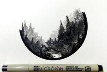 BlackWork Art
