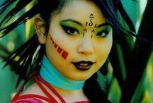 Tai San Make Up