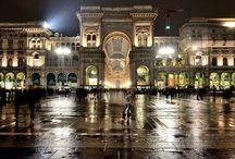 Italia-Milano / Milano viene sempre considerata solo come una città industriale e centro finanziario tuttavia è anche una bella città piena di fascino